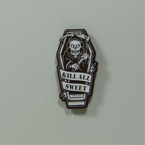 Kill All Sweet PVC Patch