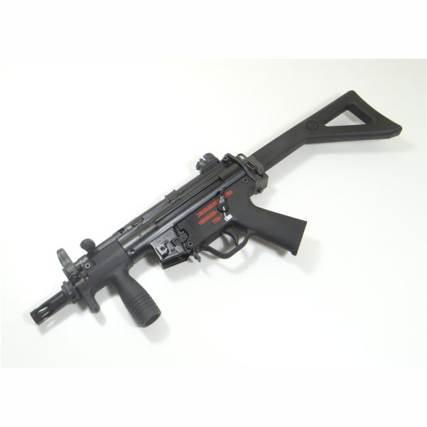 WE MP5K-PDW Gas Blow Back