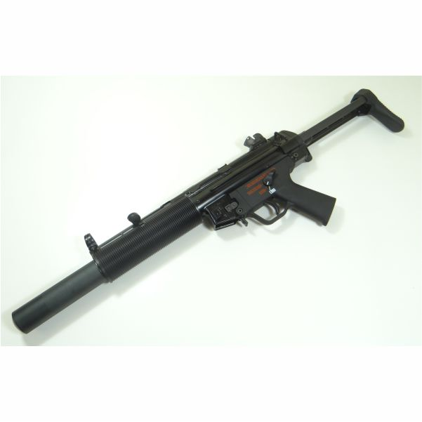 WE MP5 SD3 Gas Blow Back